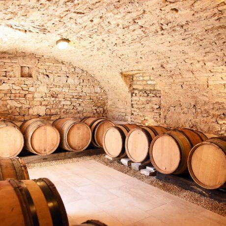 Le Charles V - La cave